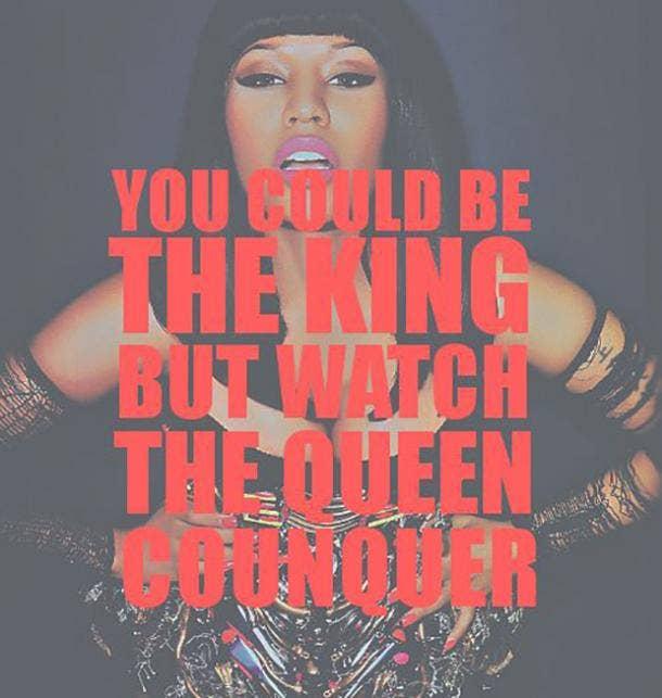 Inspiring Nicki Minaj Quotes For Every Occasion