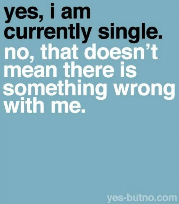 single life quotes