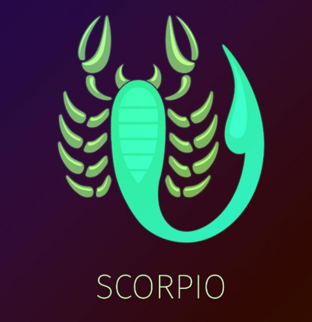 Scorpio Confidence Zodiac Sign Astrological Sign