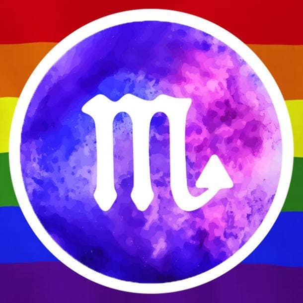 scorpio queer zodiac signs LGBT