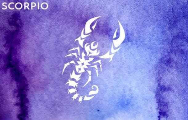 zodiac signs, scorpio