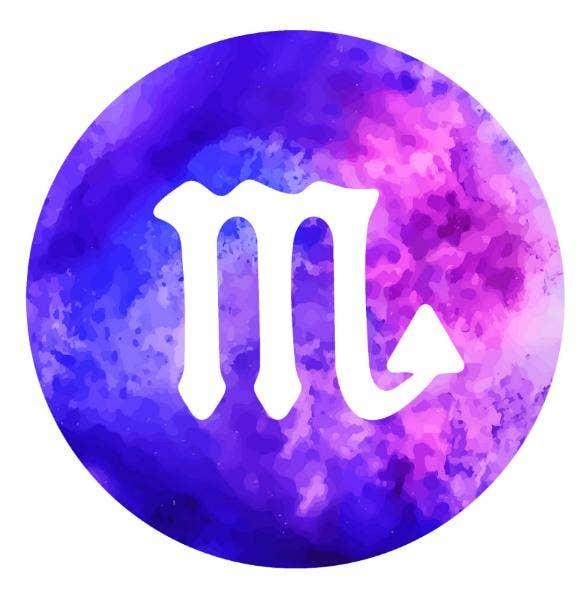 Scorpio zodiac sign breakup month single life