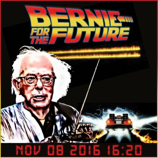 Bernie Sanders Meme Bernie For The Future