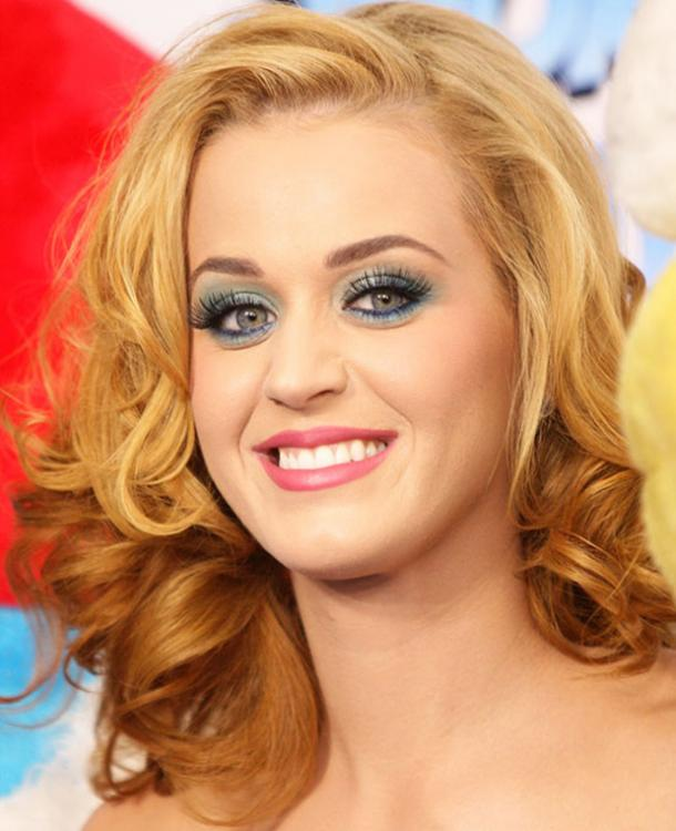 Katy Perry Blonde Celebrities Body-Image Confidence