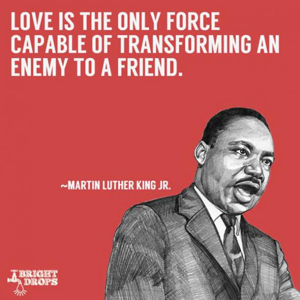 Martin Luther King Love Quotes Awesome 10 Martin Luther King Quotes That Remind You To Love First  Yourtango