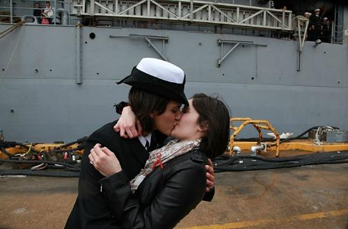 "<a href=""http://hamptonroads.com/2011/12/two-womens-first-kiss-homecoming-first-navy-too"">hamptonsroads.com</a>"
