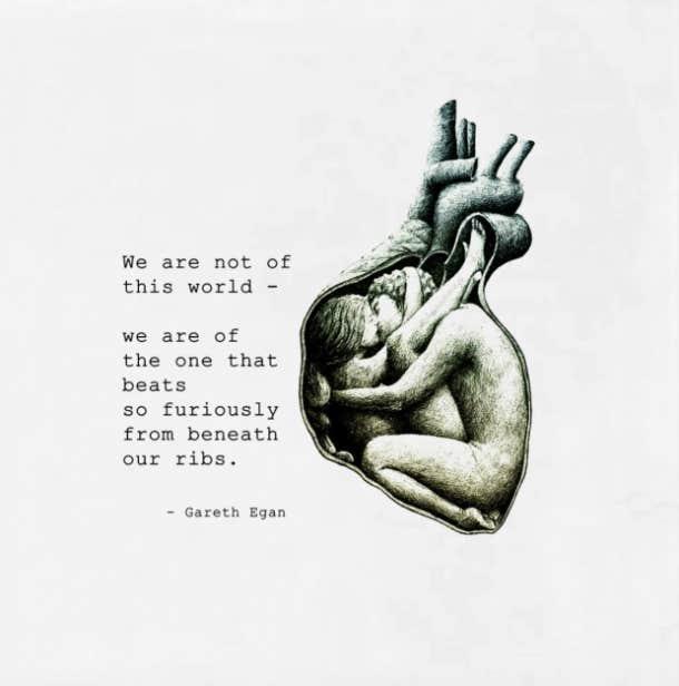 love quotes gareth egan instagram poet sad quotes