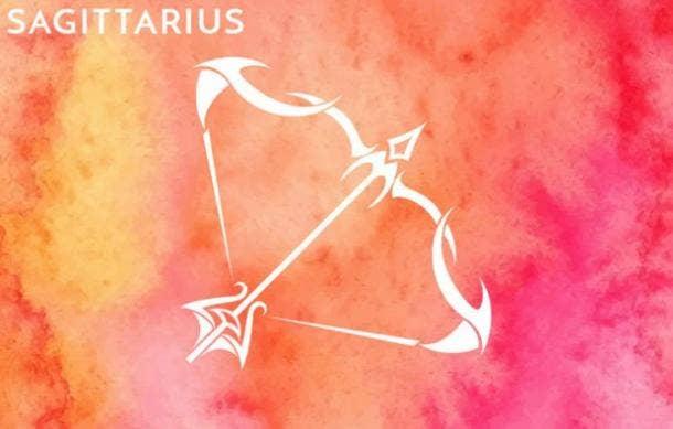 If he's a Sagittarius