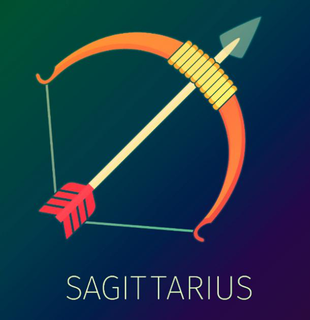 Sagittarius Confidence Zodiac Sign Astrological Sign