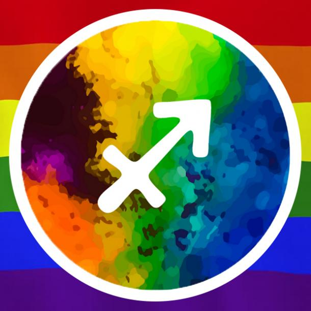 sagittarius queer zodiac signs LGBT