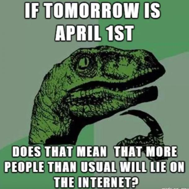 Image result for april fools memes