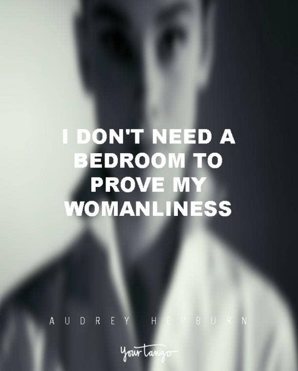 Audrey Hepburn Quotes Self-Esteem Confidence