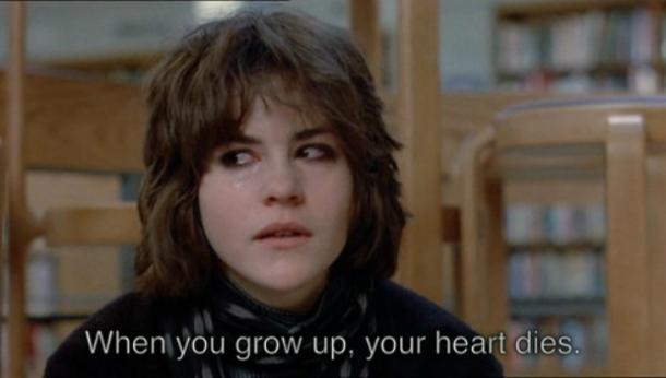 80s movie quote the breakfast club