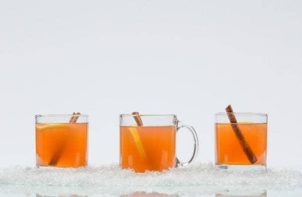 winter cocktails