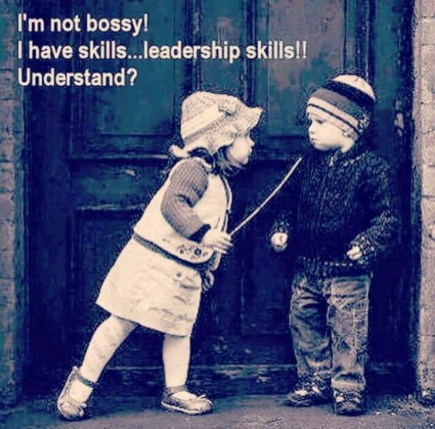 Bossy Quote