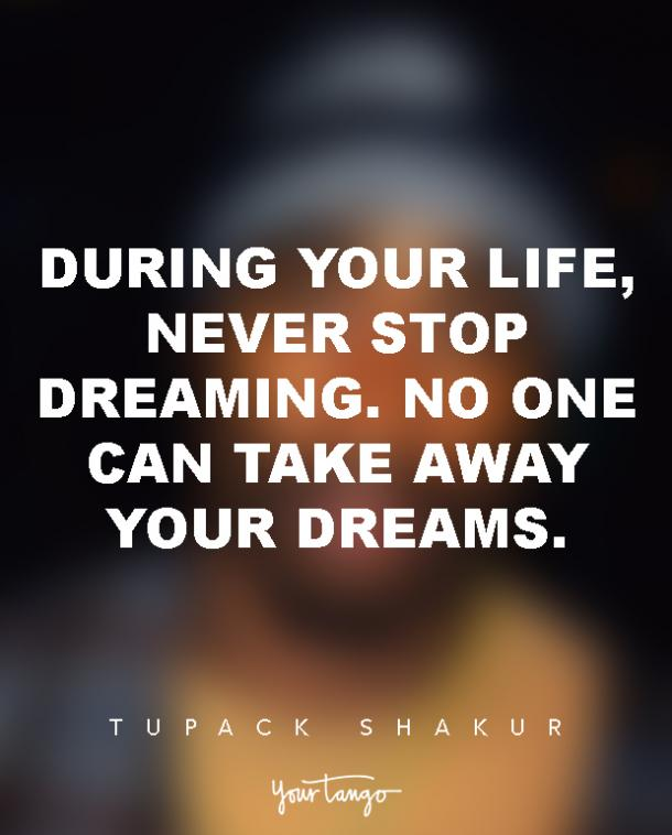 tupac quotes about life