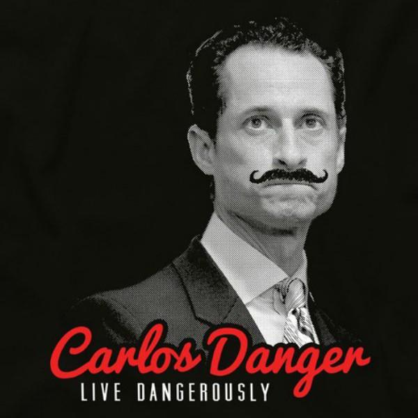 anthony weiner sexting scandal carlos danger
