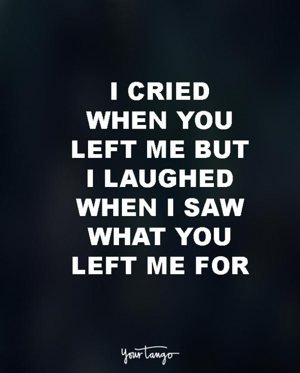 Why You Cheated Quotes