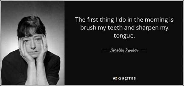 40 Quotes Prove Dorothy Parker Was America's SASSIEST Writer YourTango Awesome Dorothy Parker Quotes
