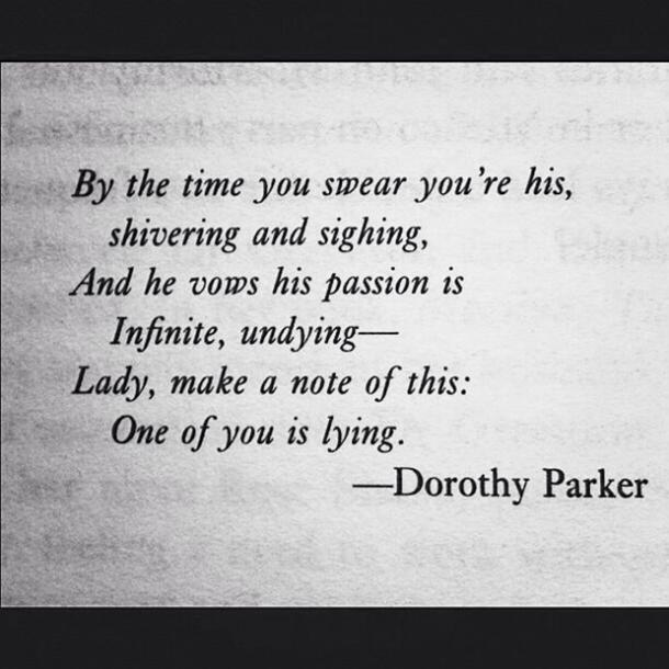 40 Quotes Prove Dorothy Parker Was America's SASSIEST Writer YourTango Amazing Dorothy Parker Quotes