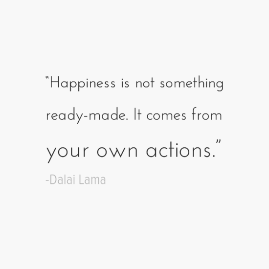 Dalai Lama happiness quotes