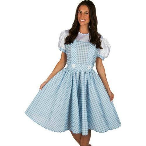 Dorothy Wizard of Oz halloween costume