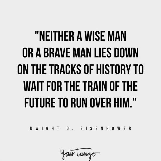 Dwight D. Eisenhower inspirational president quotes
