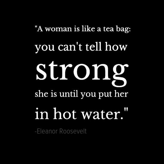 Eleanor Roosevelt women quote