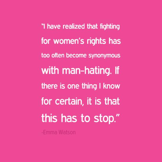 emma watson women quotes