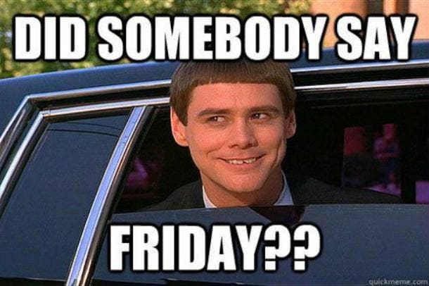 Best Friday Memes