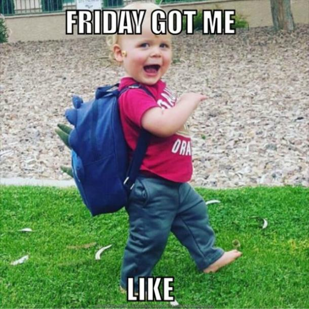 Best Memes About Friday