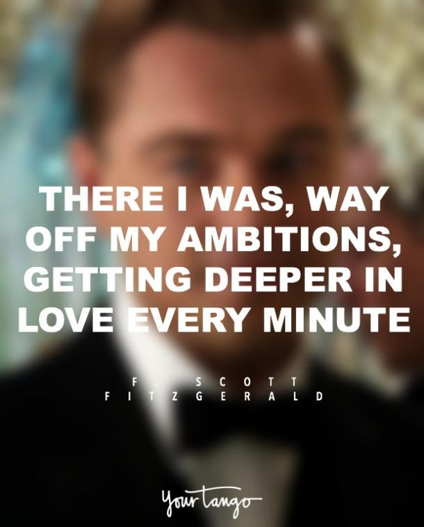 there i was gatsby quotes