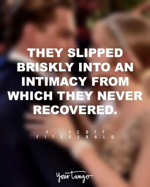 they slipped briskly gatsby quotes