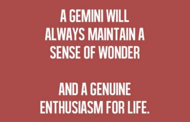 Gemini wonder