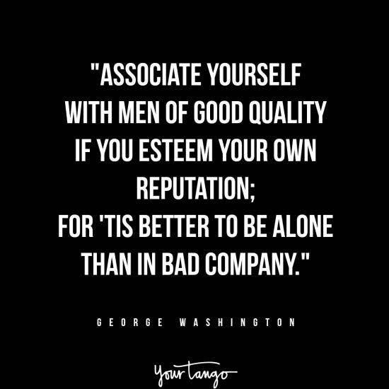 George Washington inspirational president quotes