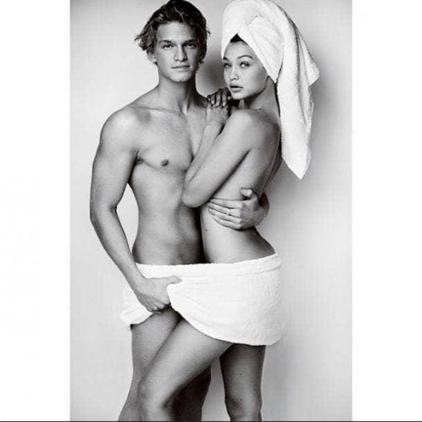 Gigi Hadid Nude Celebrity Pics
