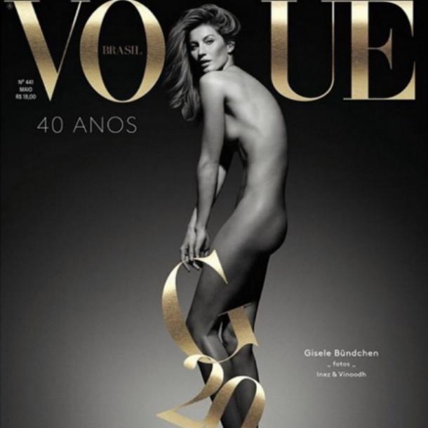 Gisele Bundchen nude celebrity pics