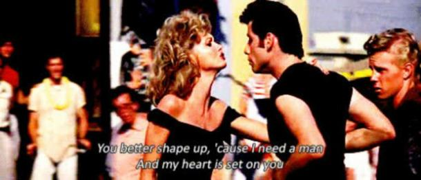 80s movie quote grease