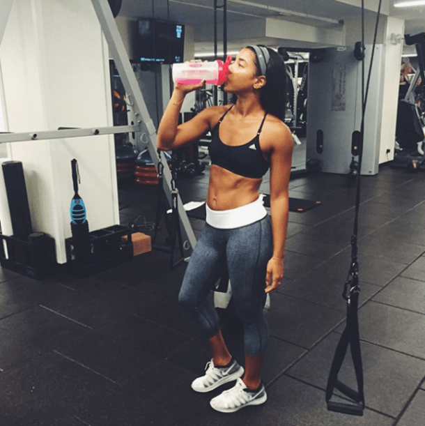 Hannah Bronfman Instagram Self-Esteem