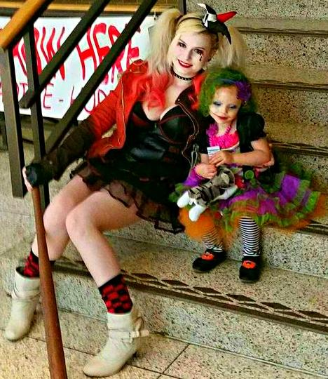 Halloween Costume Ideas Mother And Daughter  sc 1 st  YourTango & 15 Adorable Matching Mother-Daughter Halloween Costume Ideas | YourTango