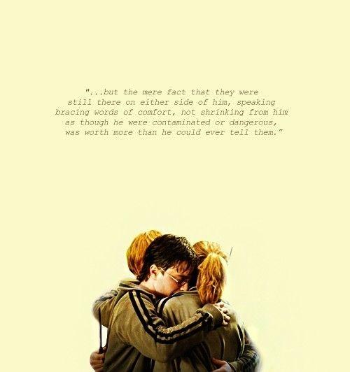 harry potter quotes that prove friendship is everything yourtango