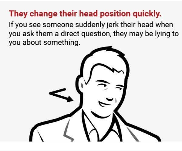 Head Position.