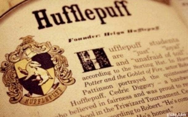 Hufflepuff Hogwarts