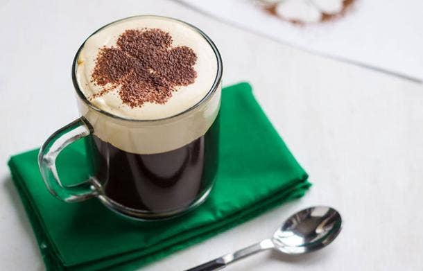 sag irish coffee
