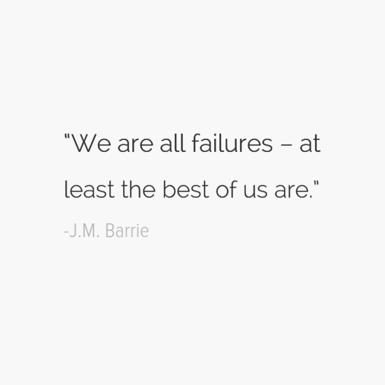 J.M. Barrie inspirational quotes