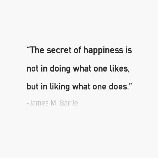 جيمس إم باري يقدم اقتباسات سعادتك الخاصة