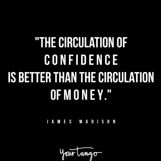 James Madison inspirational president quotes
