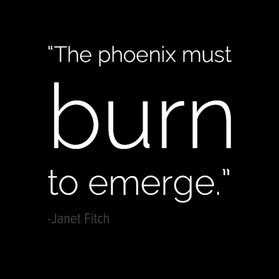 Janet Fitch inspirational quotes phoenix