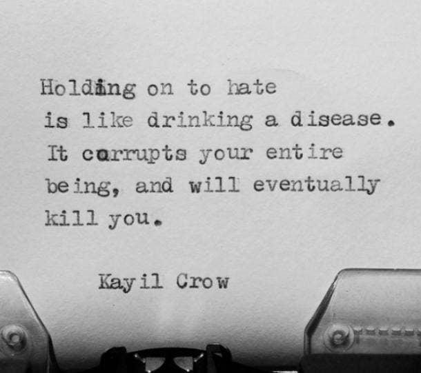 Kayil Crow Poet Inspiring Instagram Quotes