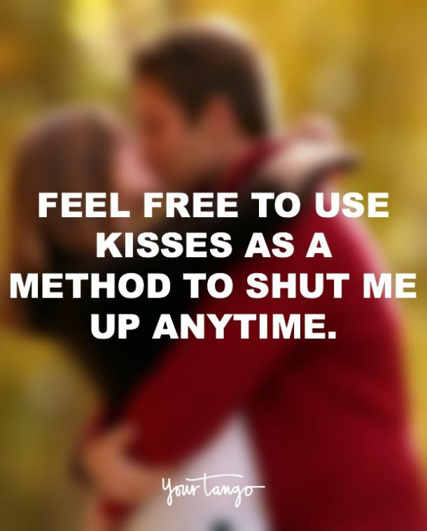 These 20 Quotes Will Help You Appreciate Your Next Kiss ...